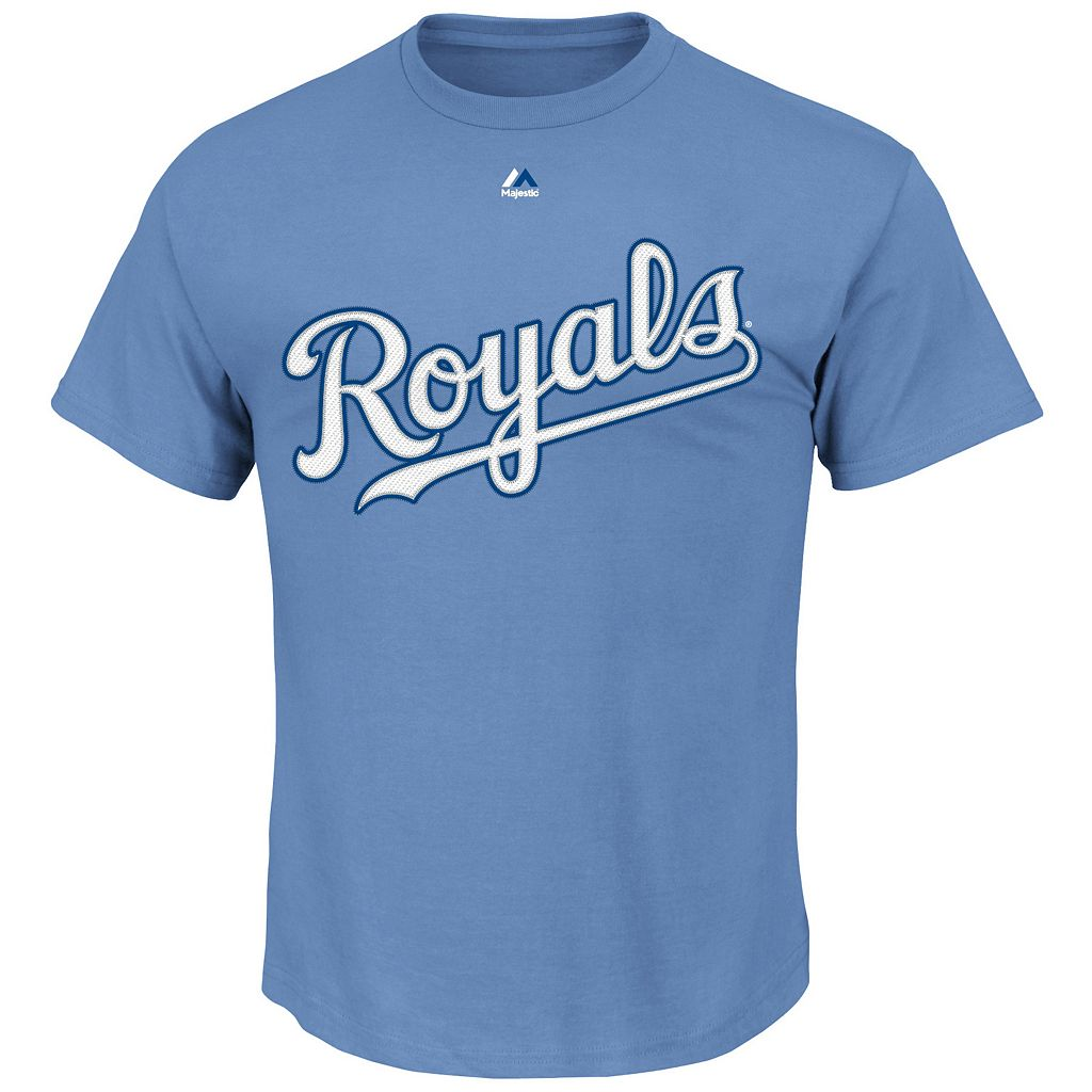 Men's Majestic Kansas City Royals Eric Hosmer Tee