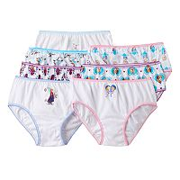 Disney Frozen 7 pkPanties - Girls