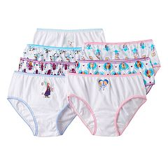 Disney Frozen 7-pk. Panties - Girls