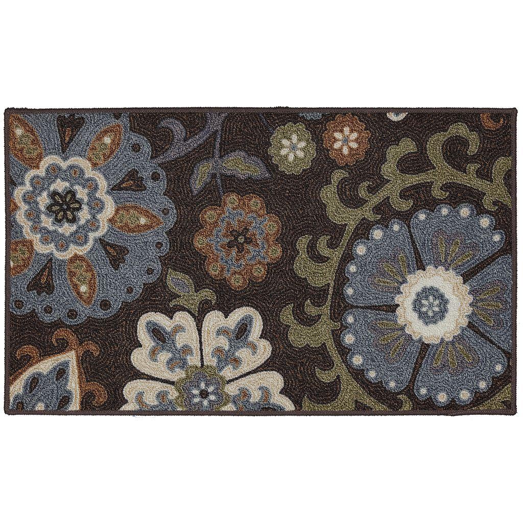 Edenton Folk Floral Rug - 20