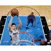 Steiner Sports Nikola Vucevic at the Basket 8'' x 10'' Signed Photo