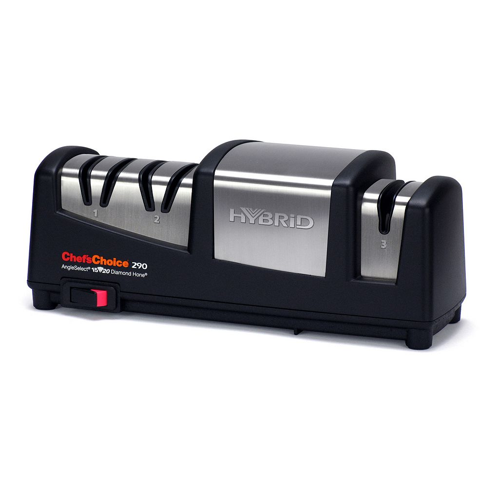 Chef'sChoice M290 Hybrid AngleSelect Diamond Hone Knife Sharpener