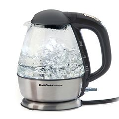 Chef'sChoice M680 International Cordless Electric Glass Kettle