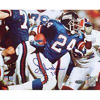 Steiner Sports OJ Anderson Super Bowl XXV Rushing 8'' x 10'' Signed Photo
