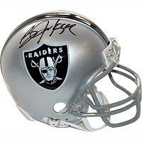 Steiner Sports Bo Jackson Oakland Raiders Autographed Mini Helmet