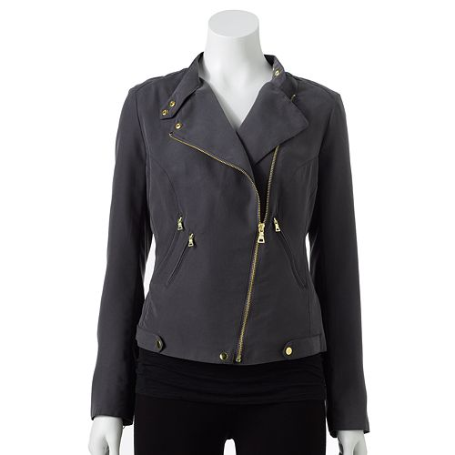 Women's Apt. 9¨ Motorcycle Jacket