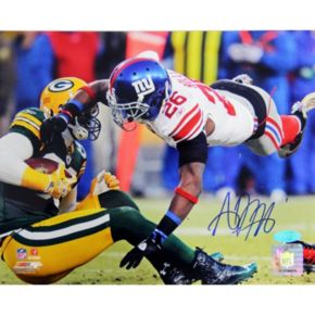 Steiner Sports Antrel Rolle vs. Green Bay 8'' x 10'' Signed Photo