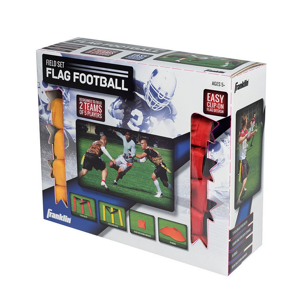 Franklin 10-Player Flag Football Set