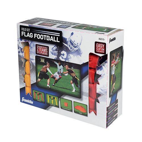 Franklin Sports 10-Player Flag Football Set