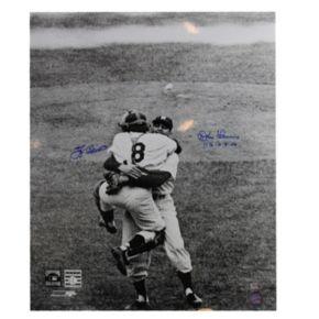 Steiner Sports Don Larsen & Yogi Berra Perfect Game 16'' x 20'' Signed Photo