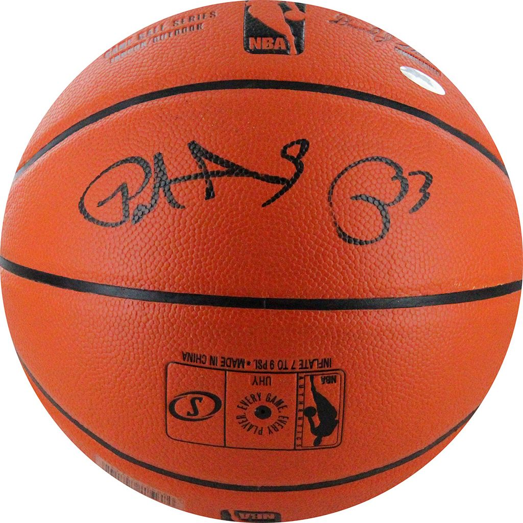 Steiner Sports Patrick Ewing NBA Autographed Basketball