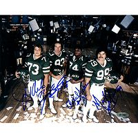 Steiner Sports New York Sack Exchange 8'' x 10'' Signed Photo