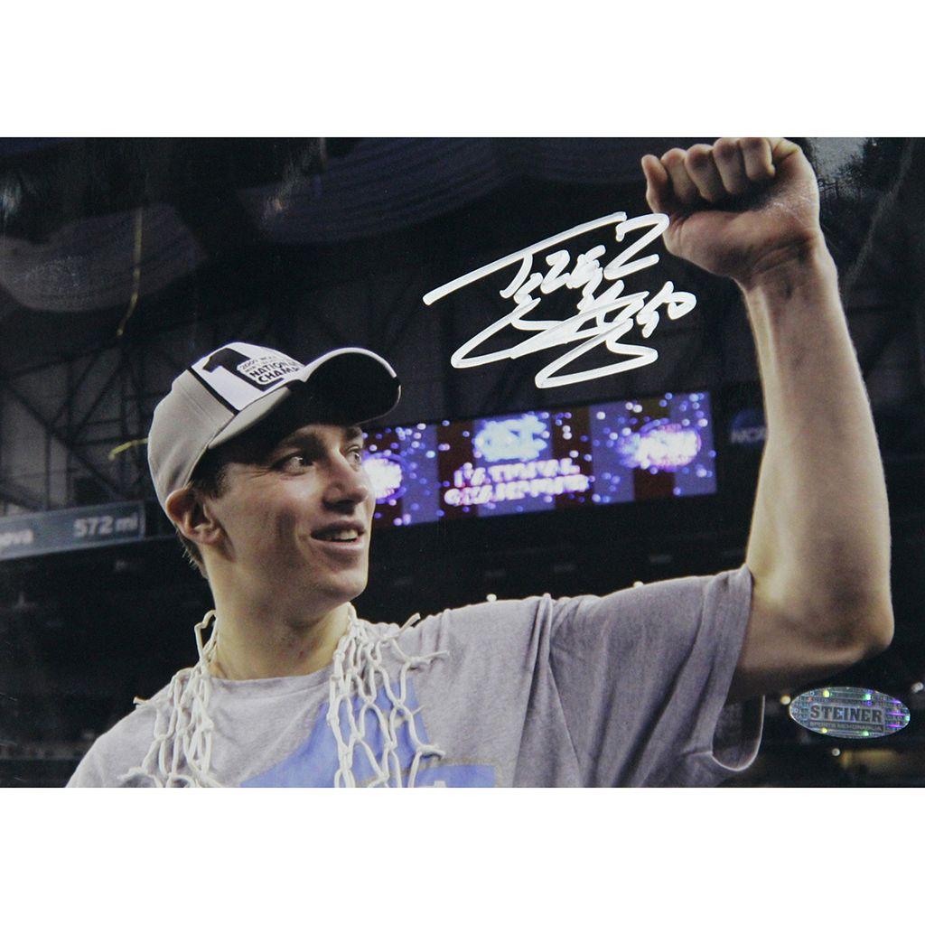 Steiner Sports Tyler Hansbrough Fist Pump 5'' x 7'' Signed Photo