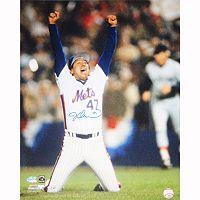 Steiner Sports Jesse Orosco 1986 World Series Final Out Celebration 8'' x 10'' Signed Photo