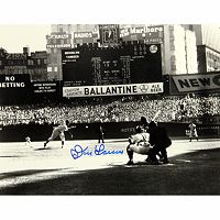 Steiner Sports Don Larsen First Pitch 8'' x 10'' Signed Photo