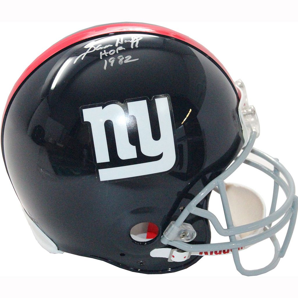 Steiner Sports Sam Huff New York Giants Autographed Helmet