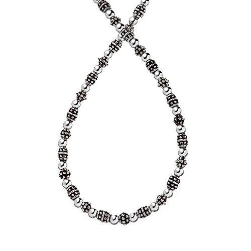 Napier® Metallic Beaded Necklace