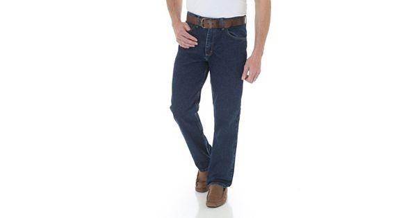 Men S Wrangler Regular Fit Jeans