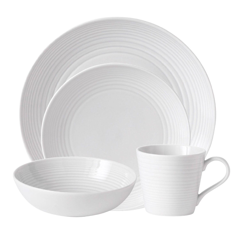 Royal Doulton Gordon Ramsay Maze 4-pc. Place Setting  sc 1 st  Kohl\u0027s & Royal Doulton Dinnerware \u0026 Serveware Kitchen \u0026 Dining   Kohl\u0027s