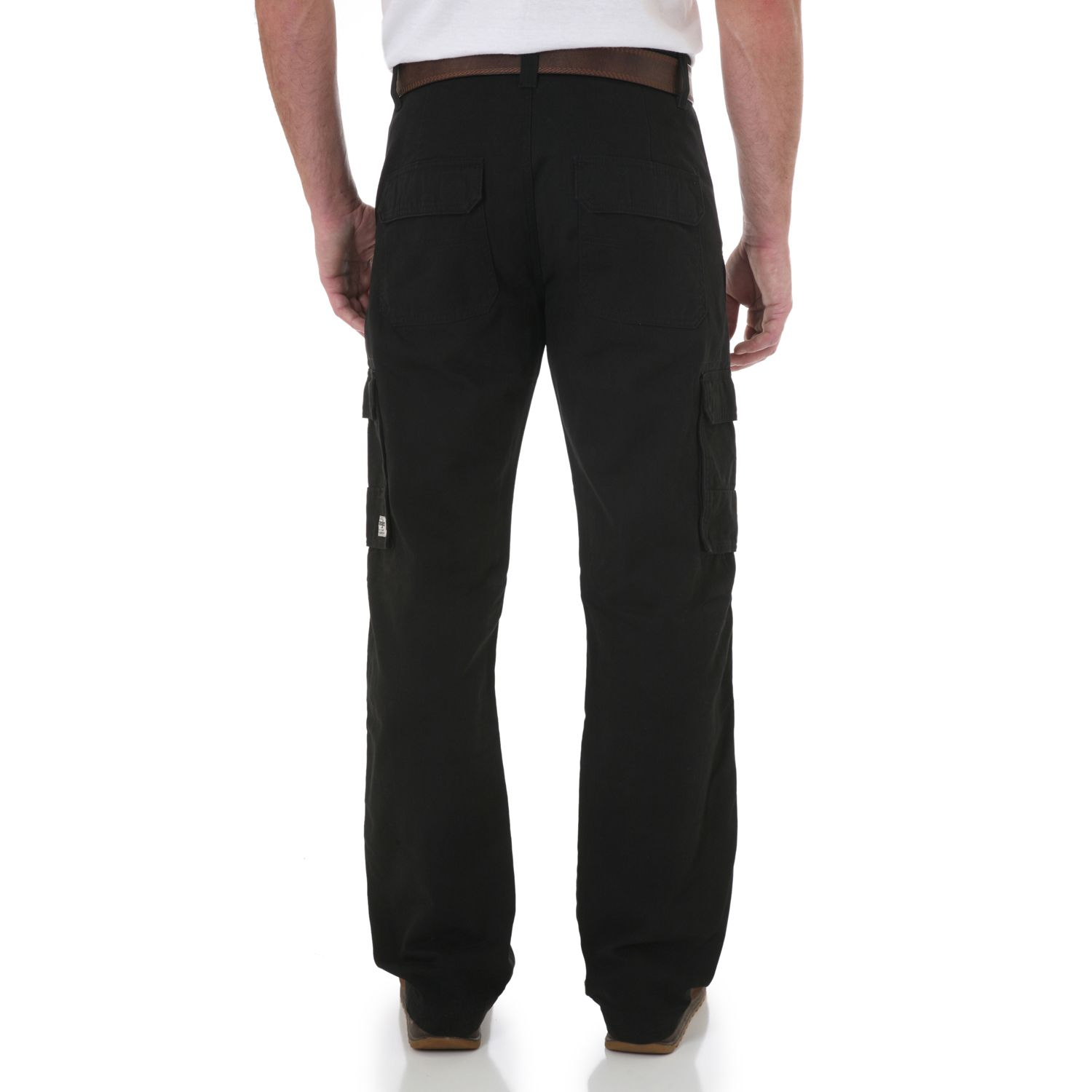 New Wrangler Cargo Jeans Dark Stone Big and Tall Sizes Free Shipping
