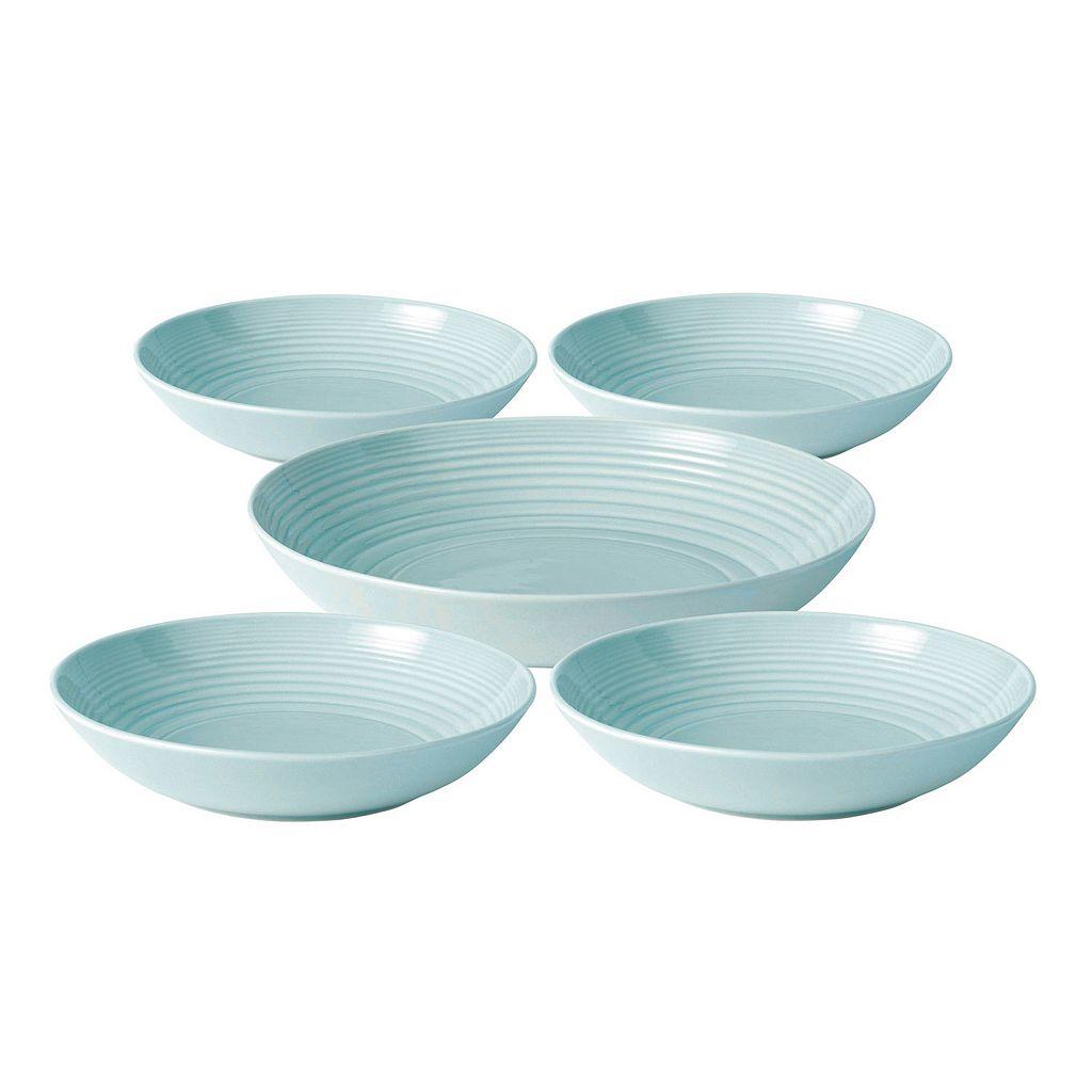 Royal Doulton Gordon Ramsay Maze 5-pc. Pasta Bowl Set