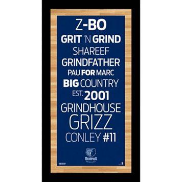 Steiner Sports Memphis Grizzlies 19