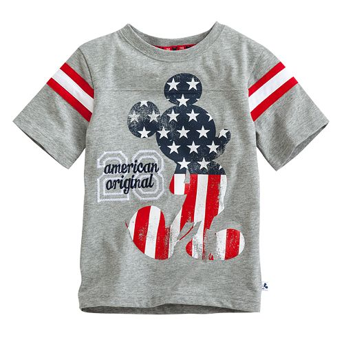 "Disney Mickey Mouse ""American Original"" Tee by Jumping Beans® - Boys 4-7x"