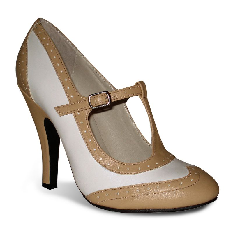 Luxury WISHLIST Funtasma By Pleaser Womenu2019s Contessa 1920s-style Shoes