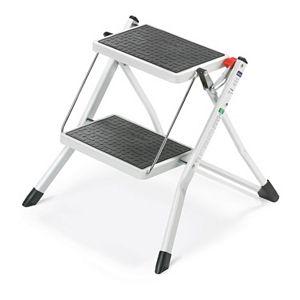 Polder 3 Step Lightweight Aluminum Ladder Regular