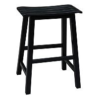 Slated 24-in. Counter Stool