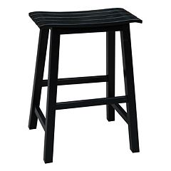 Slated 24 in Counter Stool