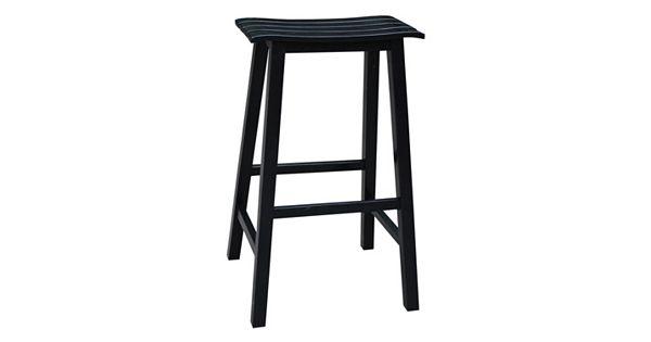 Tractor Seat Bar Stools Kohl S : Slated bar stool