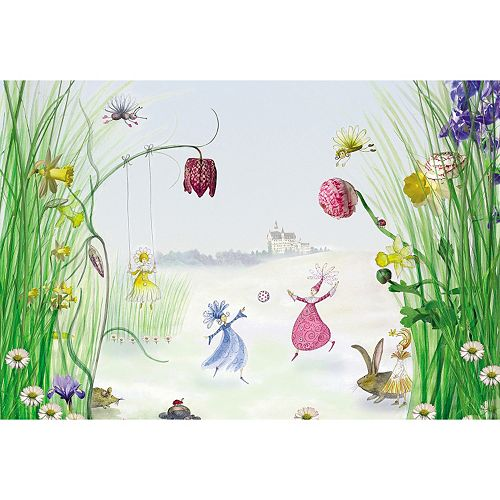 Komar Fairy Princess Wall Decal