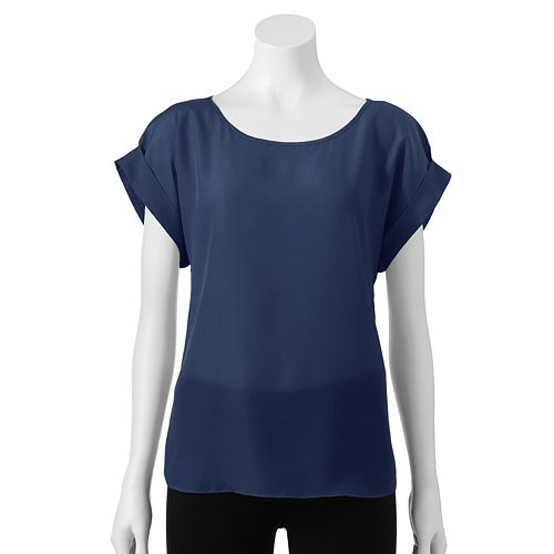 Apt. 9® Crepe Top - Women's