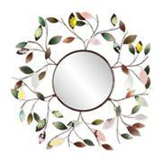 Fiona Leaf Wall Mirror