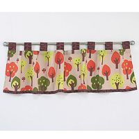 Belle Foxy & Friends Window Valance