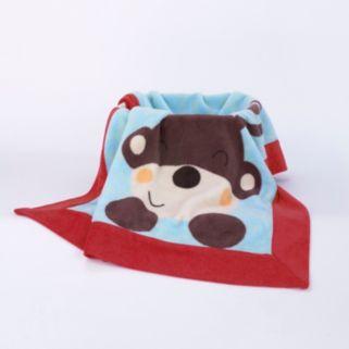 Belle Max Fleece Blanket