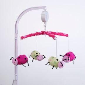 Belle Lil' Ladybug Musical Mobile