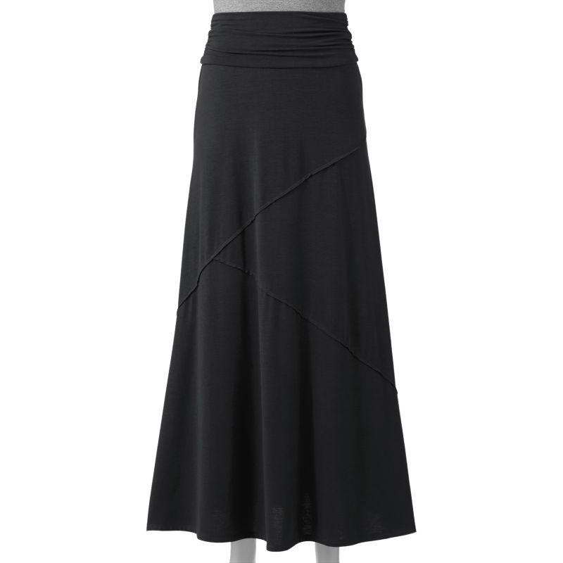 maxi skirt kohl s