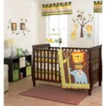 Belle ZuZu & Friends 3-pc. Crib Set