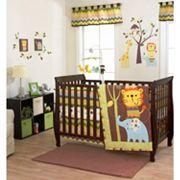 Belle ZuZu & Friends 3 pc Crib Set
