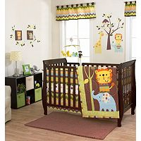 Belle ZuZu & Friends 3 pc Crib Set