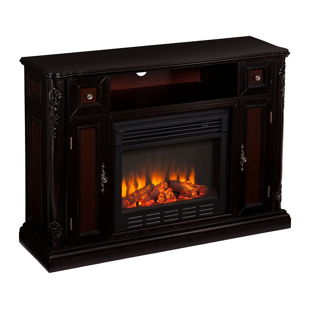 Griffin Media Console Electric Fireplace