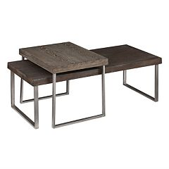 Reagan 2 pc Nesting Table Set