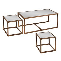 Arthur 3 pc Nesting Table Set