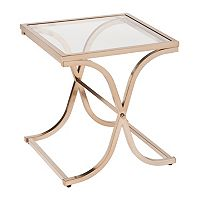 Southern Enterprises Vickory End Table