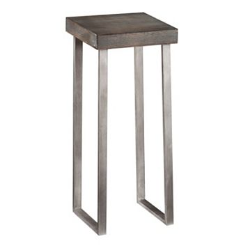 Southern Enterprises Reagan Pedestal Accent Table