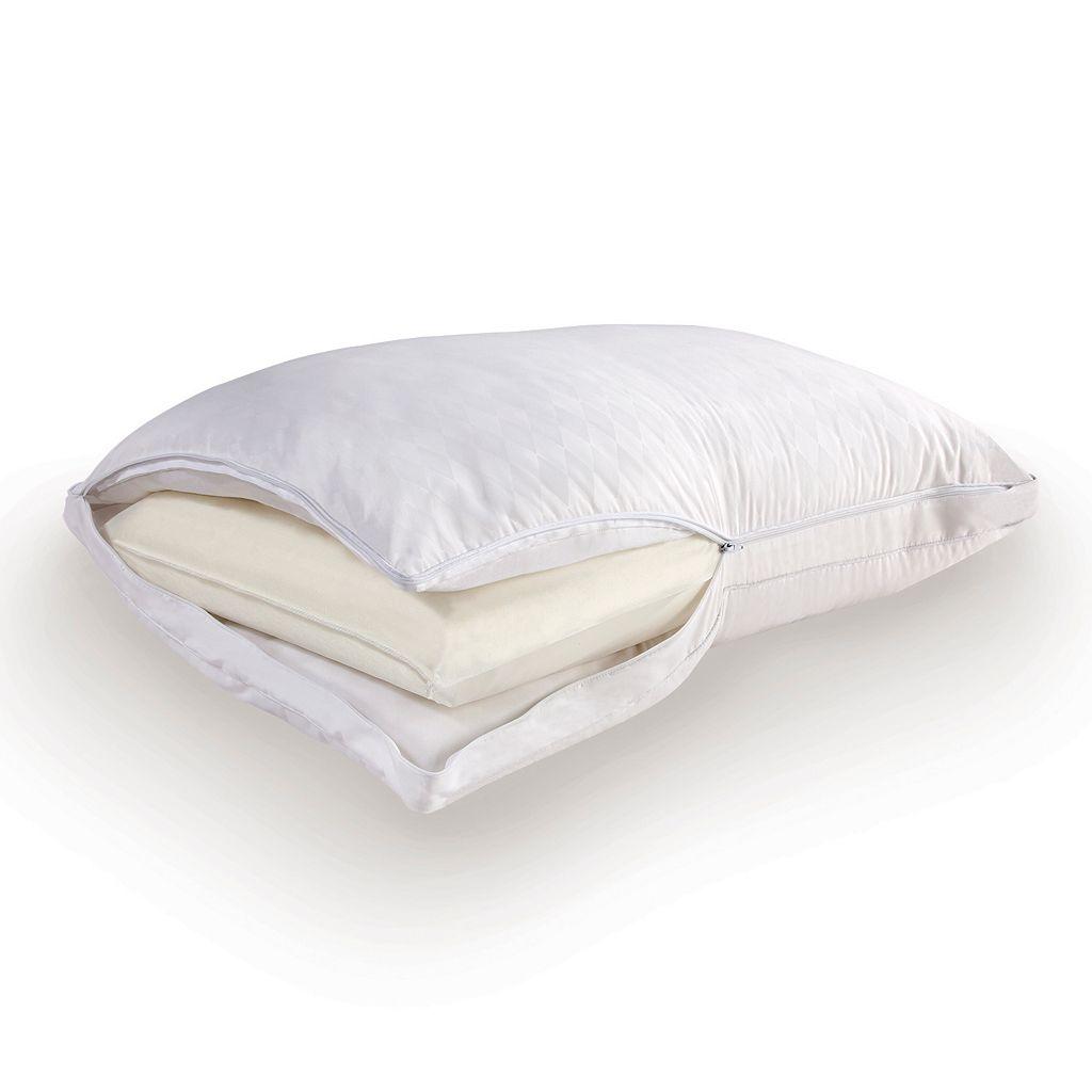Sealy Posturepedic Comfort Memory Foam Core Pillow