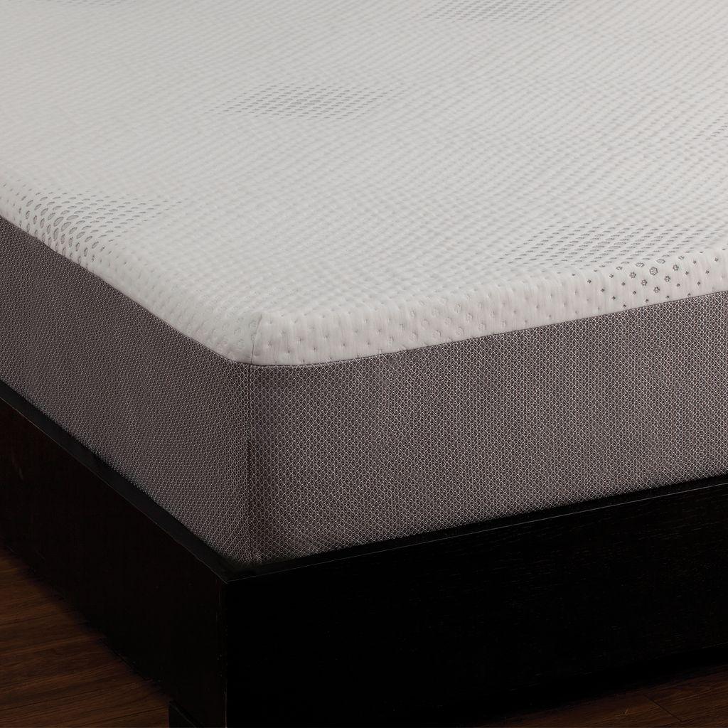 Sealy Posturepedic 10-in. Queen Memory Foam Mattress - 60'' x 80''