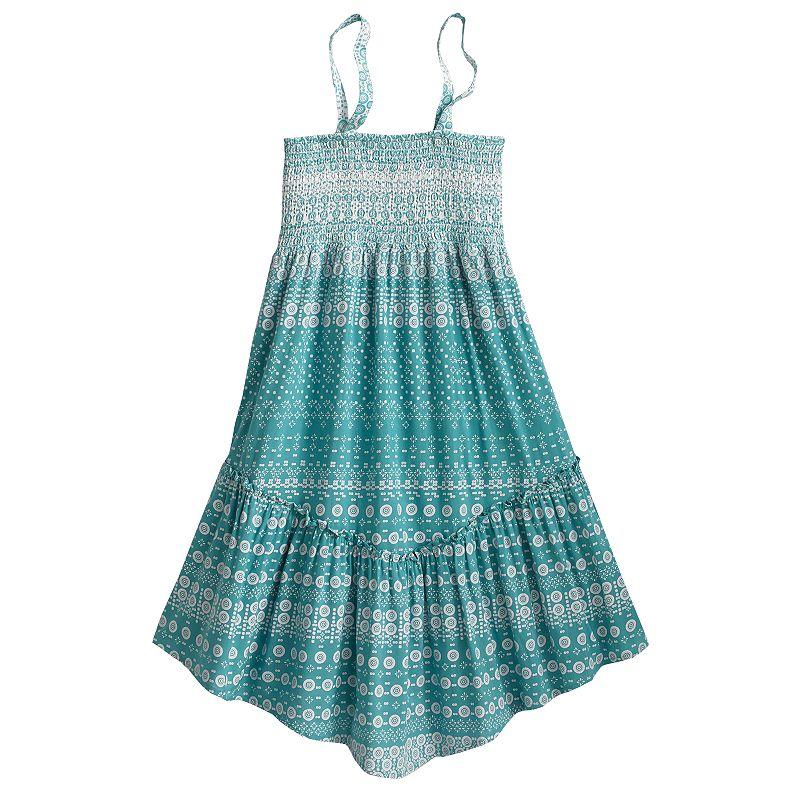 Mudd Geometric Convertible Dress - Girls 7-16